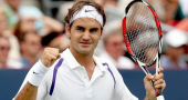 Roger Federer aiming for Novak Djokovic's No.1 spot in 2012