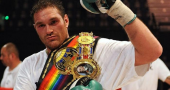 Tyson Fury ducks David Price and relinquishes British and Commonwealth titles