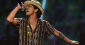 Bruno Mars teams up with Muhammad Ali for Congo14 celebration