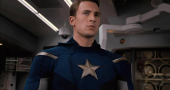 Chris Evans eager to continue as Captain America