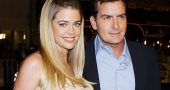 Denise Richards and Charlie Sheen online feud show just how far he has fallen from grace