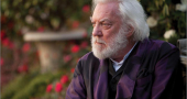 Donald Sutherland as President Snow in new The Hunger Games: Mockingjay - Part 1 teaser trailer