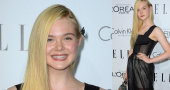 Elle Fanning makes sensational appearance at San Diego Comic-Con