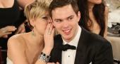 Jennifer Lawrence dating Chris Martin as Nicholas Hoult dates Kristen Stewart?