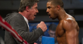Michael B. Jordan had to persuade Sylvester Stallone to reprise Rocky role for new movie Creed