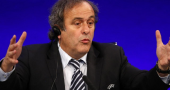 Michel Platini wants a 40 team World Cup