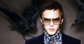 Nicholas Hoult shows attractive 'bad boy' side in Jaguar commercial