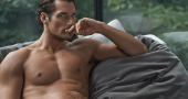 Would David Gandy have made a better Christian Grey than Jamie Dornan?