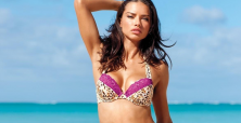 Adriana Lima is a supermodel who has no fear of age or younger models