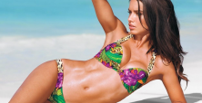 Adriana Lima shocks insiders with revelation she is a beautiful boxing fanatic