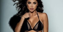 Exclusive Arianny Celeste sexy snaps and selfies
