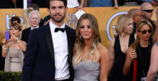 Kaley Cuoco and Ryan Sweeting are loving married life