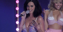 Katy Perry rocks the music world with new video