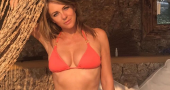 Elizabeth Hurley has never been too bothered about her beauty