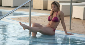 Gemma Atkinson shows that Hollywood's loss is Britain's gain