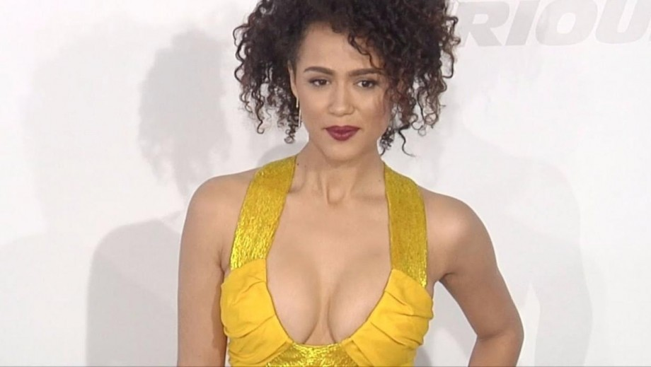 Nathalie Emmanuel on the connection between Missandei and